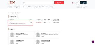 Cara Download Laporan Keuangan Lama di Idx dan Idn Financial Terbaru