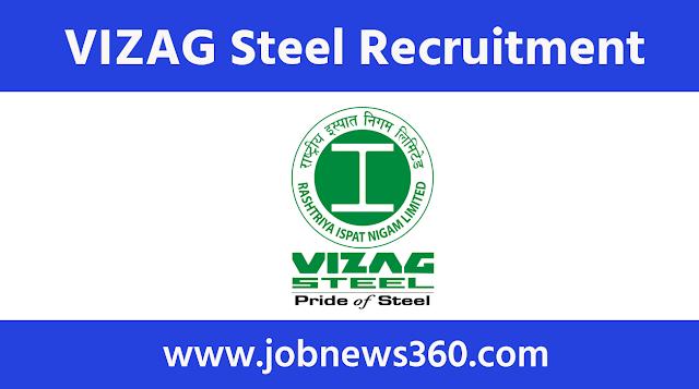 Vizag Steel Recruitment 2020 for Medical Officer