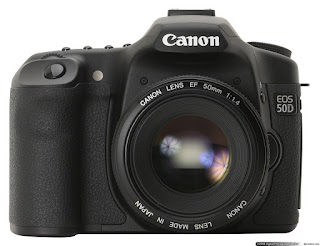 Canon EOS 50D Firmware Download