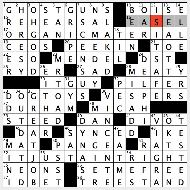 Made smooth crossword clue