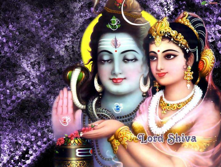 god shiva and goddess parvati 3