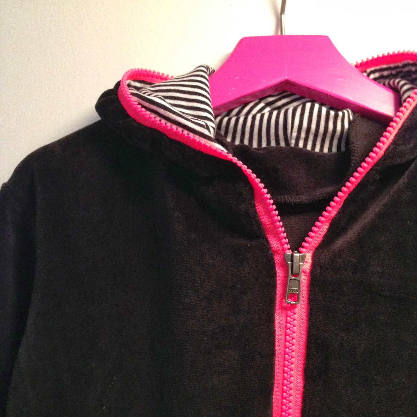 Design by Dalkær: Ny jumpsuit.. nu med EXTRA lang lynlås