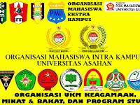 Macam-Macam Organisasi Mahasiswa Di Universitas Asahan