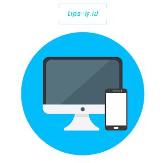 Cara Mudah  Koneksi HP ke Laptop atau Komputer
