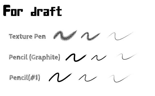 Best Brushes for Drafts