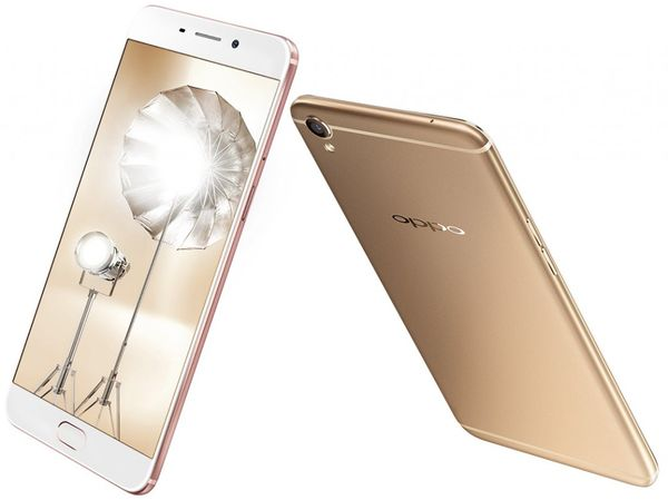 Oppo A59s, Phablet Octa-core RAM 4GB Usung Kamera Selfie 16MP
