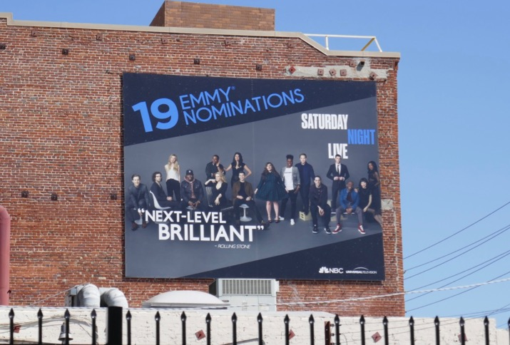 Saturday Night Live 19 Emmy nominations billboard