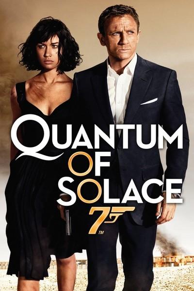James Bond 24 Quantum Of Solace 2008 USA Marc Forster Daniel Craig Olga Kurylenko Gemma Arterton Mathieu Amalric Action, Adventure, Thriller