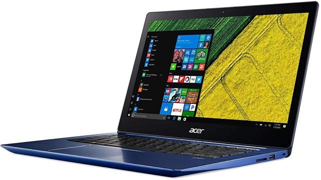 Acer Swift 3 SF314-52G: Análisis detallado