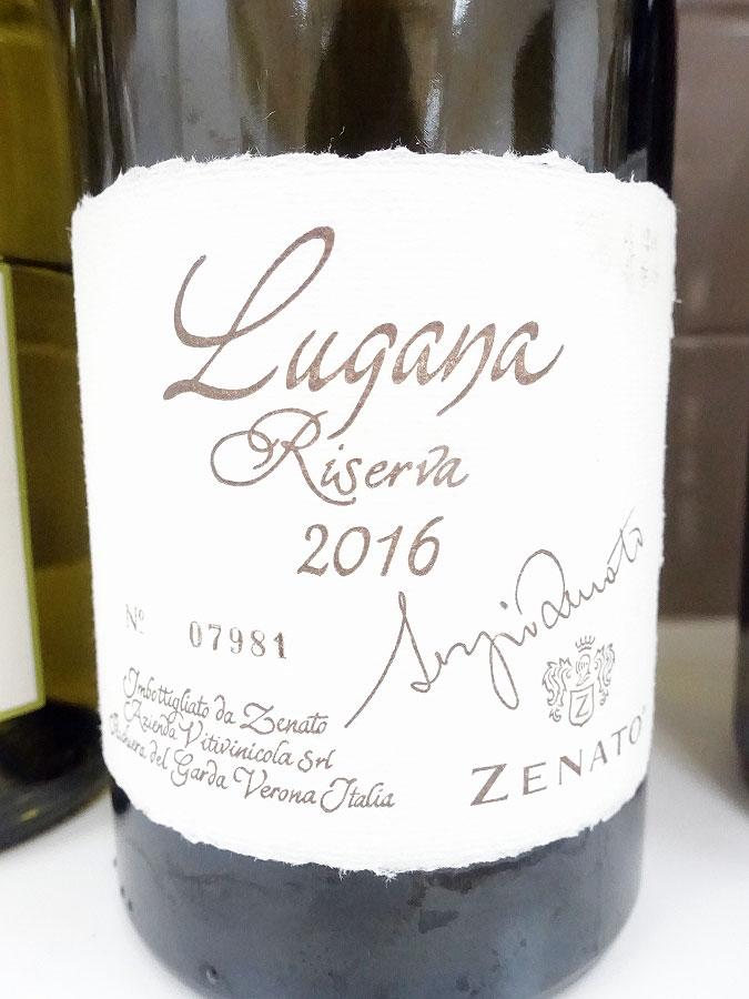 Sergio Zenato Riserva Lugana 2016 (91 pts)
