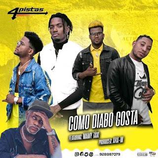 4 Pistas Feat. Mami Táxy - Como Diabo Gosta (Afro House)