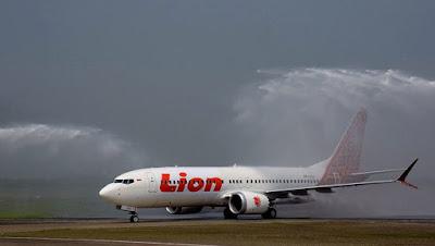 Ganti Rugi Korban Lion Air