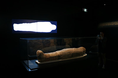 Nesta Wedjat - Egyptian Mummies Exploring Ancient Lives Exhibition at the Powerhouse Museum Sydney Review