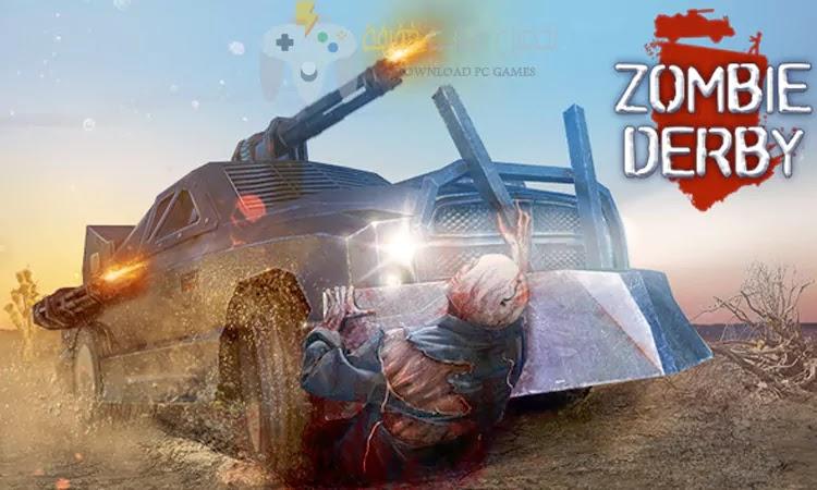 تحميل لعبة Zombie Derby للكمبيوتر برابط مباشر مجانا