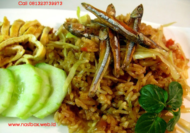 Resep nasi goreng teri nasi box walini ciwidey
