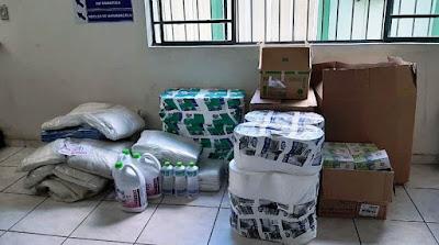 Senac Registro doa materiais de higiene e equipamentos de proteção individual para auxiliar no combate ao Covid-19