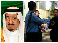 Raja Salman Datang, Penyewa Kamar Hotel Raffles ini Mengamuk