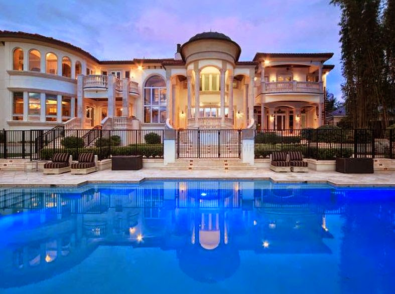 Tricked Out Mansions Showcasing Luxury Houses Fabulous