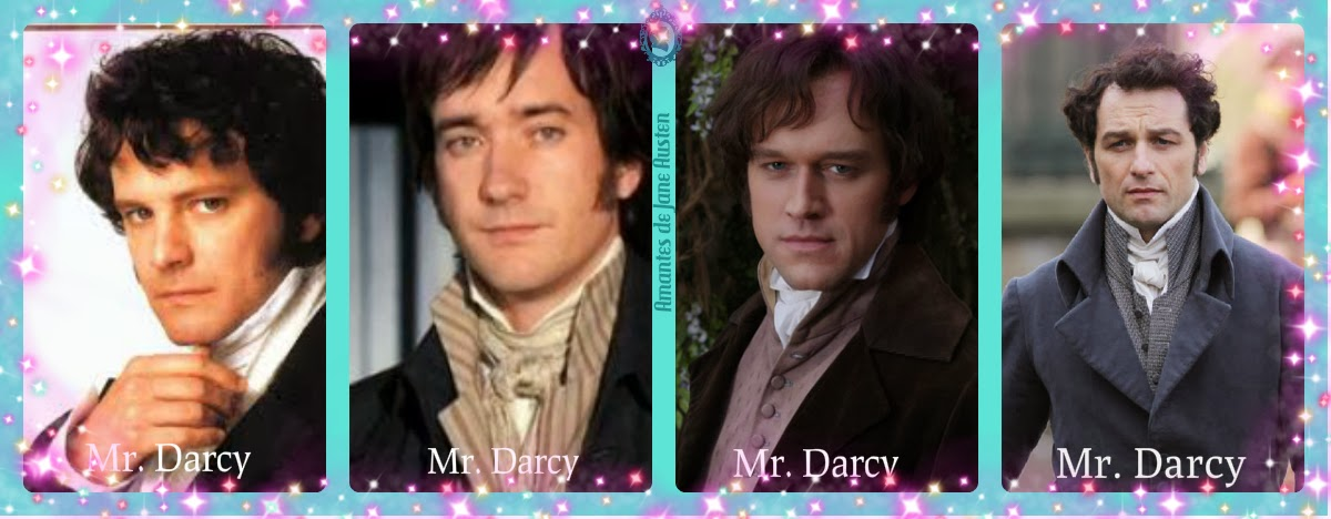 mr. darcy versoes