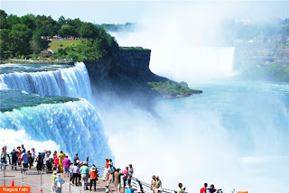 Cover Photo: Niagara Falls