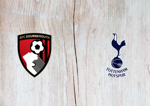 AFC Bournemouth vs Tottenham Hotspur Full Match & Highlights 09 July 2020