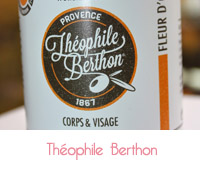 gel douche theophile berthon