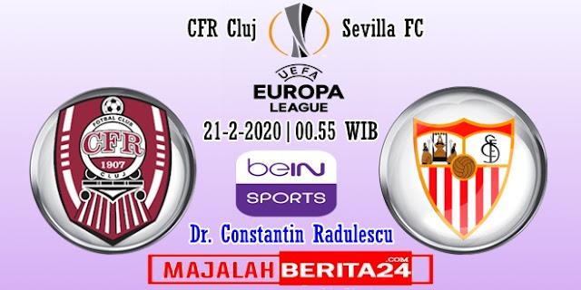 Prediksi CFR Cluj vs Sevilla
