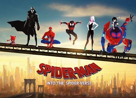 Download Spider-Man Into the Spider-Verse (2018) Dual Audio [Hindi + English] 720p + 1080p + 2160p UHD BluRay Alternate Cut ESub