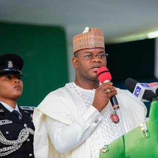Yahaya Bello For President, Lose 90% Vote On Presidency Poll – See Result [PHOTO]