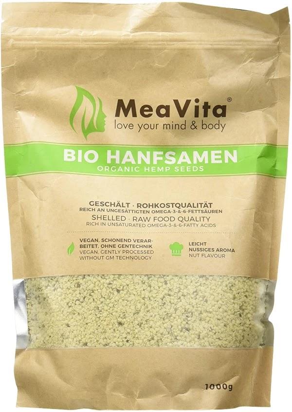 semi canapa organici bio vegani