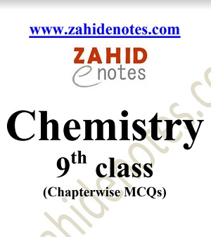 9th class chemistry mcqs pdf download