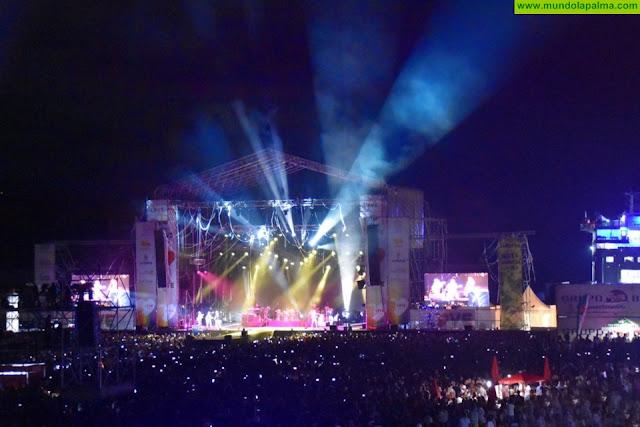 El 40% de las entradas para el macroconcierto del Isla BONITA Love Festival se vendefuera de La Palma