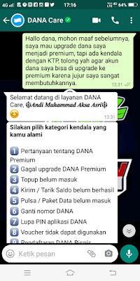 Dengan WhatsApp