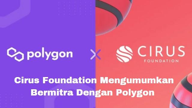 Gambar Cirus Foundation Dan Polygon