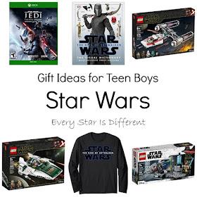 Star Wars: Gift Ideas for Teen Boys