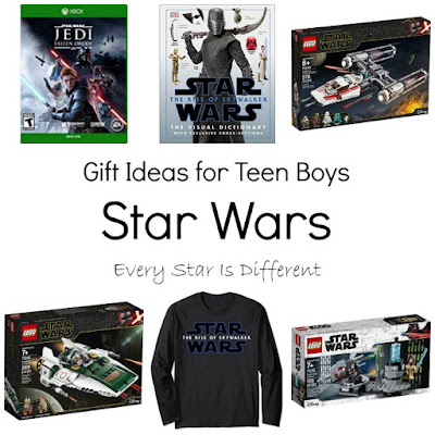 Star Wars: Gift Ideas for Teen Boys