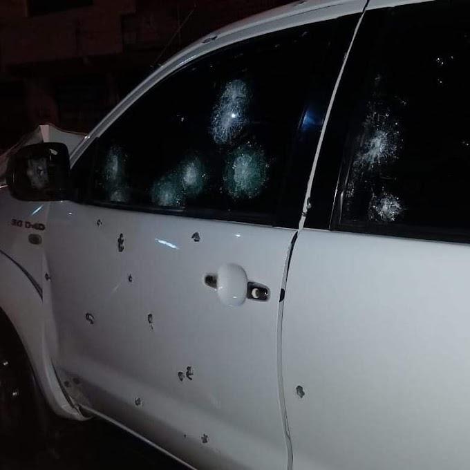 Sobral-CE: Motorista de carro blindado deixa veículo após cinco horas de negociação com a Polícia