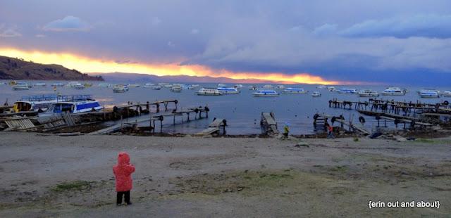 {ErinOutandAbout} Visit Bolivia: Lake Titicaca