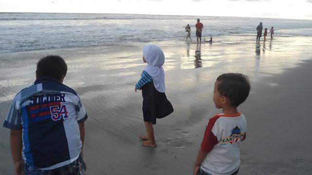 wisata Pantai Panjang Bengkulu