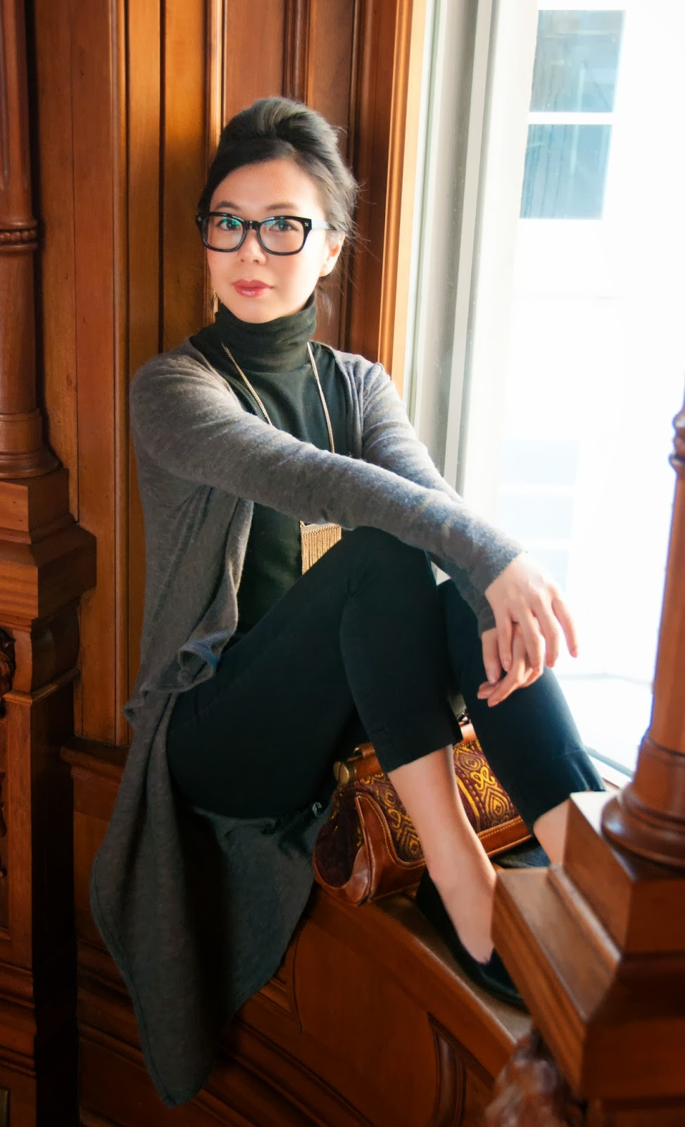 Montreal Fashion Blog: Bouquet of Frocks: I'm An Old Fuddy ...