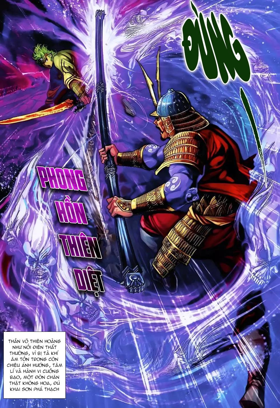 Thần Binh Huyền Kỳ 3+3.5 chap 180.2 - Trang 4