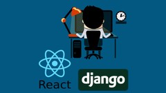 React, Django: Full Stack dev - web app, back-end API