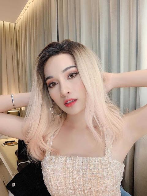 Vừa lấy chồng, Sara Lưu thay đổi vẻ ngoài 180 độ xinh đẹp tựa gái Tây