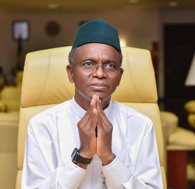 'I infected four people with COVID-19' - El-Rufai reveals