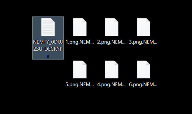 NEMTY SPECIAL EDITION (Ransomware)