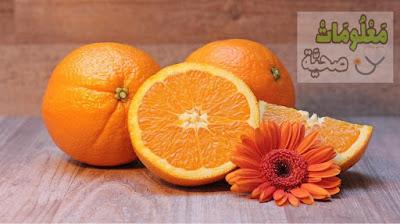أهمية البرتقال للمرأة الحامل