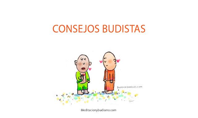si tienes un mal día debes de leer esto, consejo budista