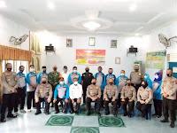 Ketua PAC LSM PENJARA Labuhan Deli Hadiri Kunjungan Tim Mabes Polri di Kantor Desa Manunggal Kecamatan Labuhan Deli