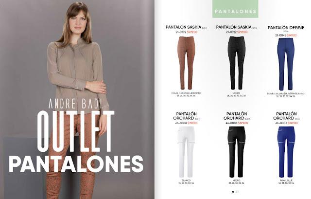 pantalones damas ropa
