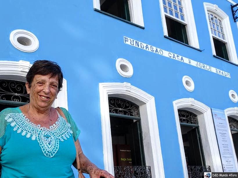 O que fazer no Pelourinho, Salvador (Bahia) - Fundação casa de Jorge Amado